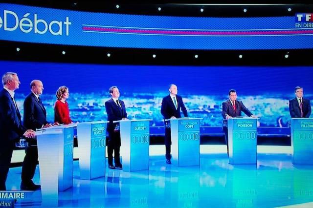 le-debat-de-la-primaire-a-droite-du-13-octobre-2016