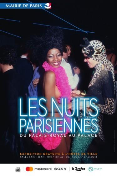Les Nuits Parisiennes Mairie de Paris